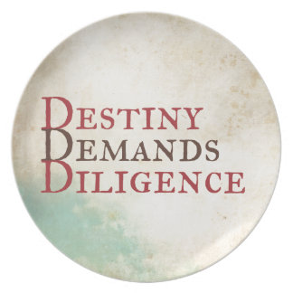 Destiny Plate
