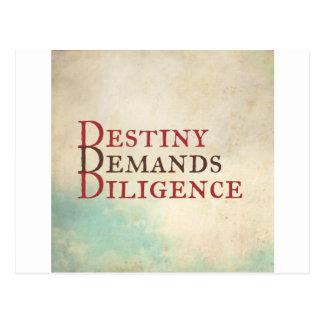 Destiny Postcard