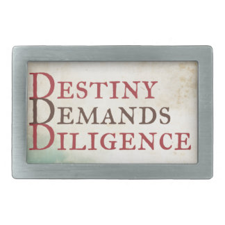 Destiny Rectangular Belt Buckles