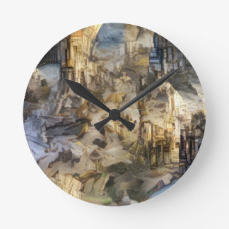 destiny round clock