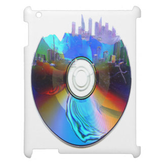 Destroyed CD Cover For The iPad 2 3 4