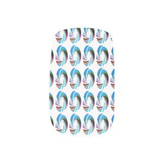 Destroyed CD Warped Minx ® Nail Wraps