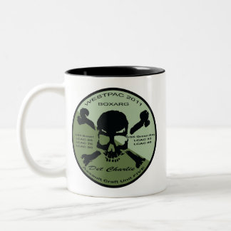 Detachment Charlie and LCAC 33 coffee mug