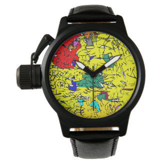 Detail abstract watch