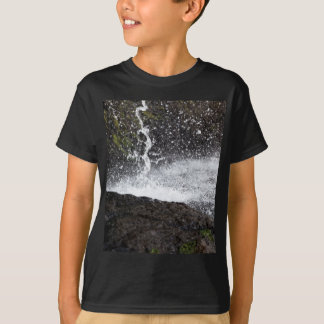 Detail of a small waterfall T-Shirt