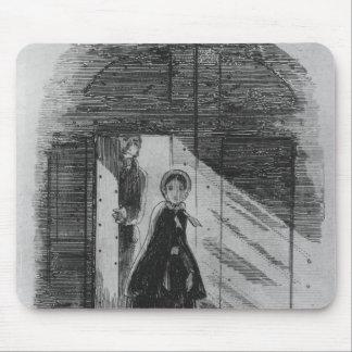 Detail of Amy Dorrit Mouse Pad