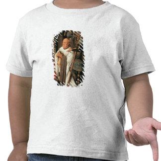 Detail of Canon Joris van der Paele T-shirts