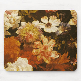 Detail of Flowers Mouse Pad