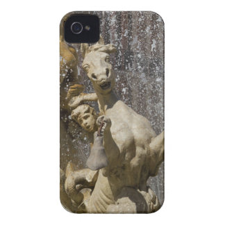 Detail of Fontana d'Artemide, Ortigia iPhone 4 Case-Mate Case