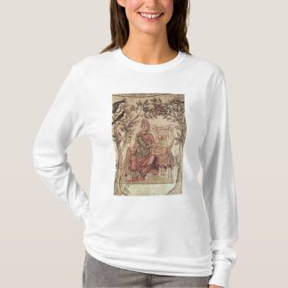 Detail of Orpheus charming the animals T-Shirt