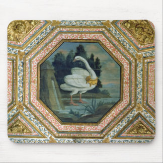 Detail of the ceiling decoration in the Salon Mouse Pad