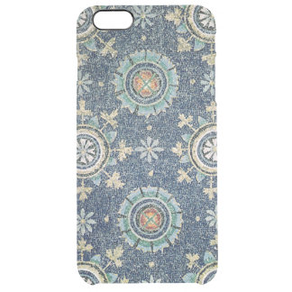 Detail of the floral decoration from the vault clear iPhone 6 plus case