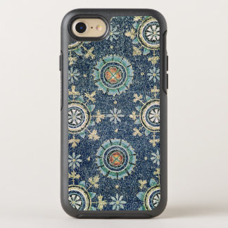 Detail of the floral decoration from the vault OtterBox symmetry iPhone 8/7 case