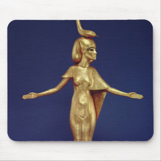 Detail of the goddess Selket Mouse Pad