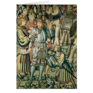 Detail of Uriah the Hittite Card