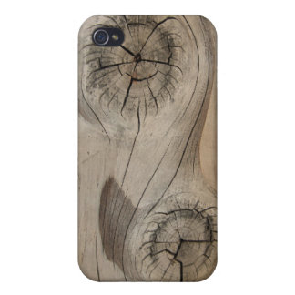 Detail Of Wood iPhone 4 Case