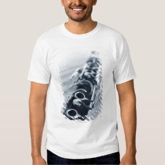 Detailed Clarinet T Shirts