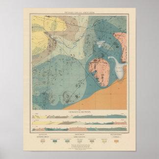 Detailed Geology Sheet XXXVII Poster