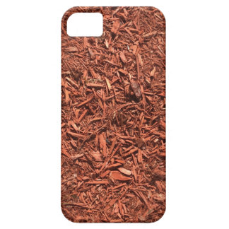 detailed mulch of red cedar for landscaper barely there iPhone 5 case
