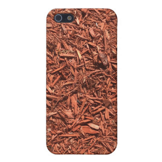 detailed mulch of red cedar for landscaper iPhone 5/5S cover