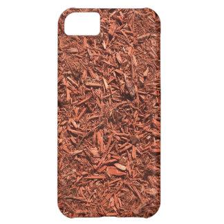 detailed mulch of red cedar for landscaper iPhone 5C case