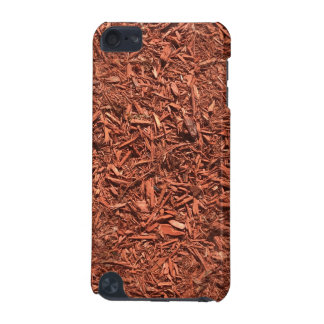 detailed mulch of red cedar for landscaper iPod touch (5th generation) cover