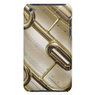 Detailed Trumpet iPod Touch Case-Mate Case