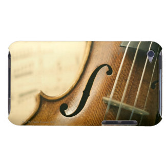 Detailed Violin Barely There iPod Case