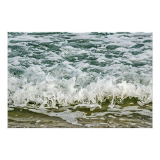 Details of Ocean Waves Photo Print