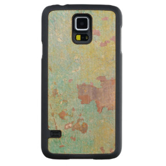 Details of Painted Wall | Fort Hayden, WA Carved Maple Galaxy S5 Case