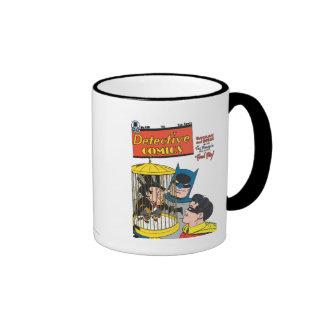 Detective Comics #120 Ringer Coffee Mug