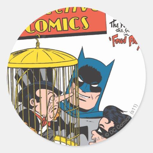 Detective Comics #120 Stickers