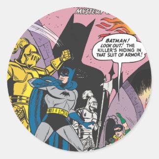 Detective Comics #246 Stickers