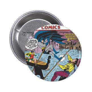 Detective Comics #248 6 Cm Round Badge