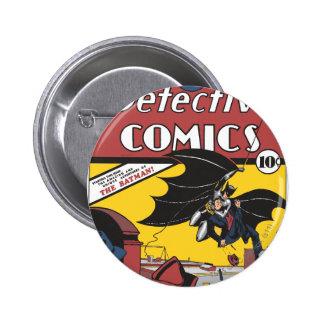 Detective Comics #27 6 Cm Round Badge