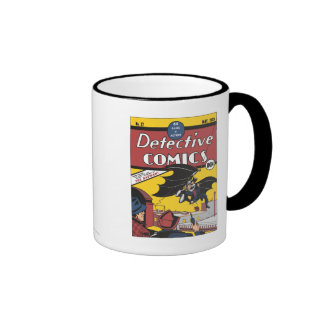 Detective Comics #27 Ringer Coffee Mug