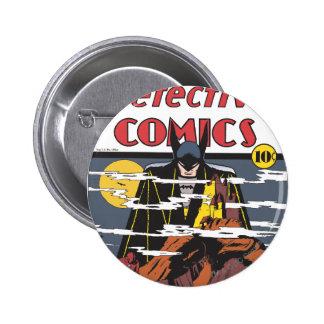 Detective Comics #31 6 Cm Round Badge