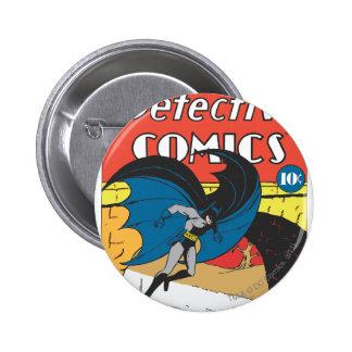 Detective Comics #33 6 Cm Round Badge