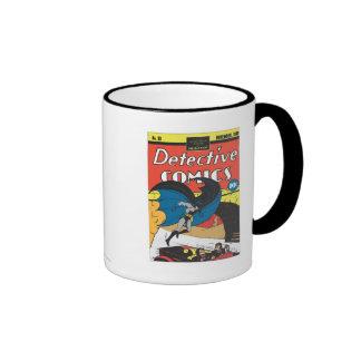 Detective Comics #33 Ringer Coffee Mug