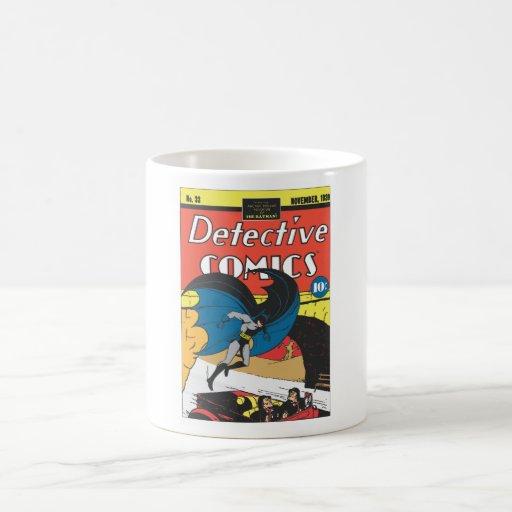 Detective Comics #33 Mugs