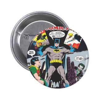 Detective Comics #387 6 Cm Round Badge