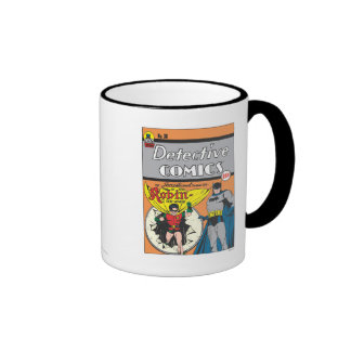 Detective Comics #38 Mugs