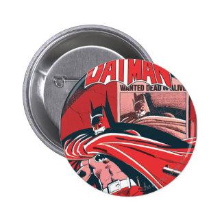 Detective Comics #546 6 Cm Round Badge