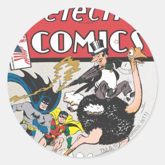Detective Comics #67 Round Sticker