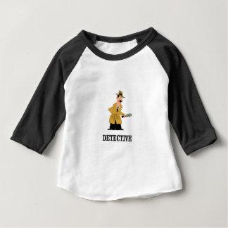 detective man baby T-Shirt