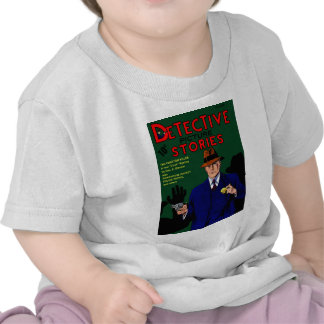 Detective Picture Stories No 1 T-shirts