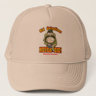 Detectives Trucker Hat