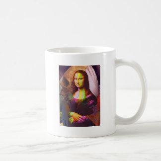 Deterioramento della Gioconda Coffee Mugs