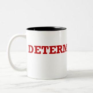 DETERMINATION Fitness Mug