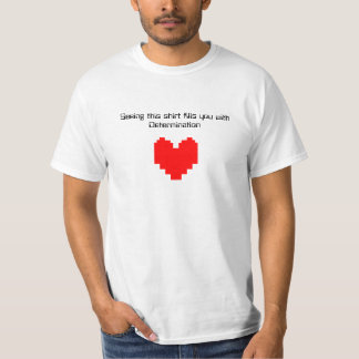 Determination Heart T-Shirt